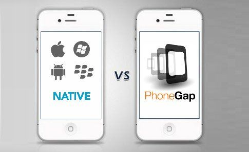 Native Or Phone Gap – Which App Development Technology To Adopt?