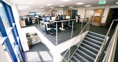 office floor space