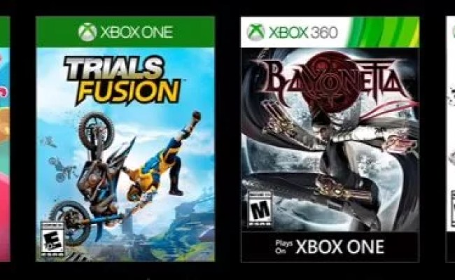 Xbox 360 Xbox One Games With Gold List For August Announced