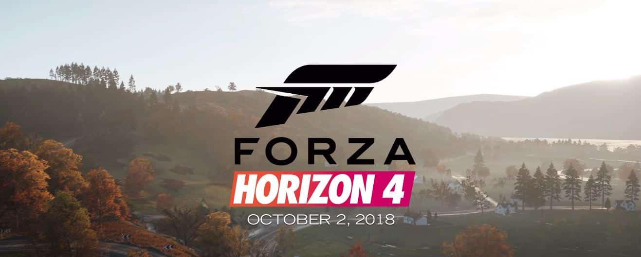 Forza Horizon 4 Xbox World Premiere FGR