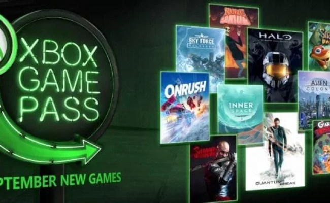 Xbox Game Pass September Games Revealed Here Is The List