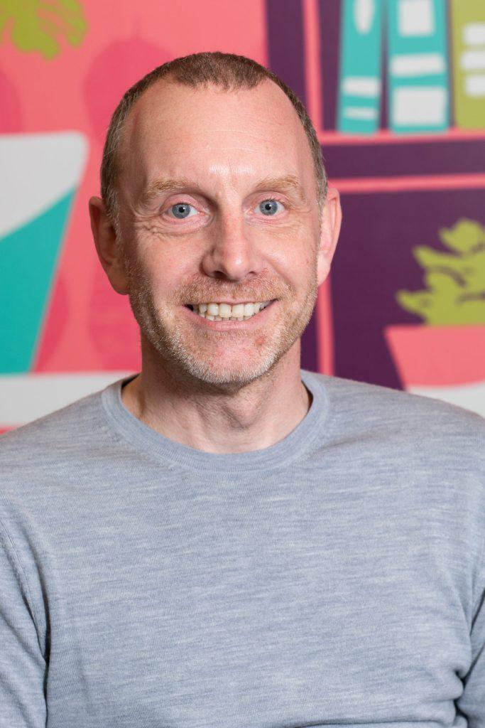 Adam Williams, Senior Programme Manager, Uprising (Maternity Cover)