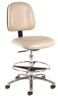 Intensa 813 Ergonomic Lab Chair Adjustable Back