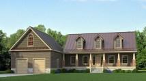 Morton Homes Buildings Pole Barn House Plans
