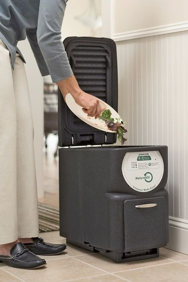 Electric Kitchen Composter capacity - Best Electric Kitchen Composter Reviews & Buyer's Guide