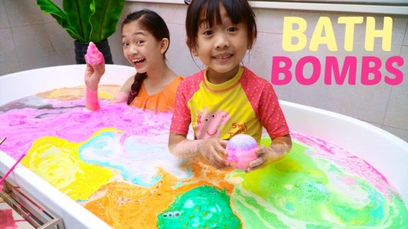 Bath Bombs - Best Bath Bombs