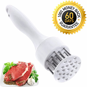 mysastar tenderizer - The 9 Best Meat Tenderizer Tool to Buy in 2020 – Here's Everything You Should Know