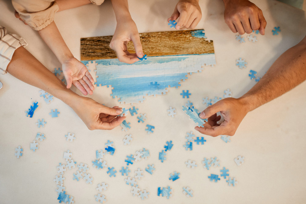 what are the benefits of playing puzzle games for adults