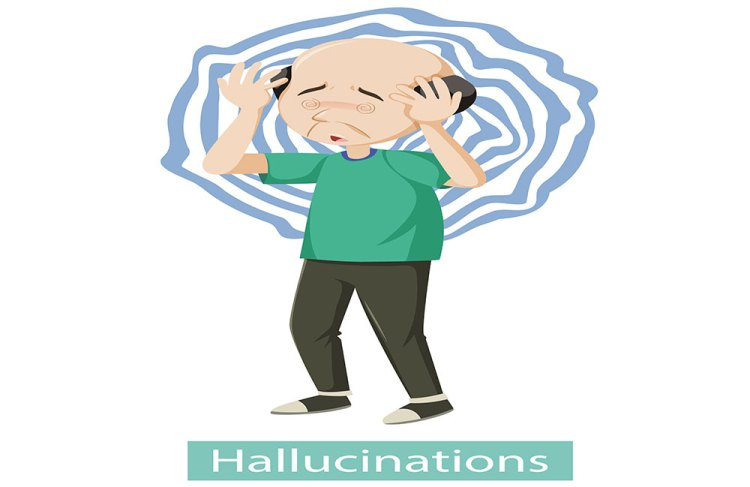 hallucination and curiosity
