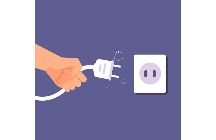 unplug your power strip