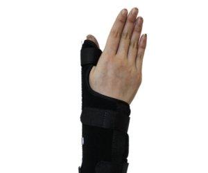جبيرة الابهام مع الرسغ wrist & Thumb- جبائر اليد والاصبع