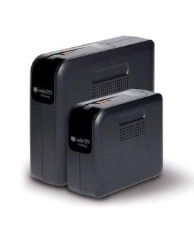 iDialog UPS, a big a small unit