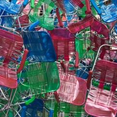 Cheap Lawn Chair Front Porch Rocking Future Nostalgia 09 Sculpture