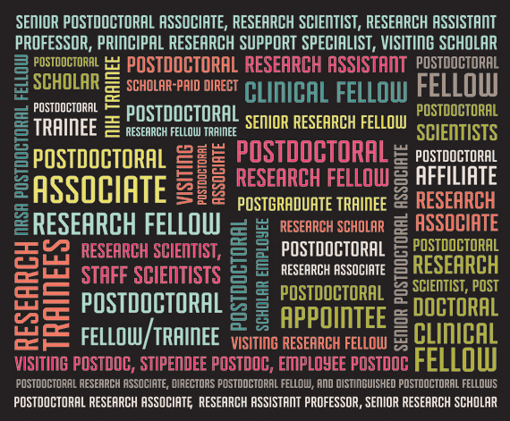 The invisibility of postdocs: updating postdoc administration at institutions