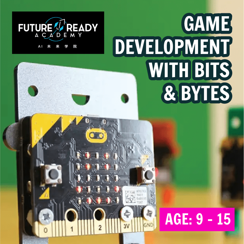 Game Development with Bits & Bytes