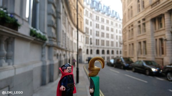 Location Visit Doctor Strange In London - Future Ruler Of Midgard