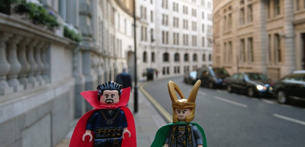 Location Visit: Doctor Strange in London