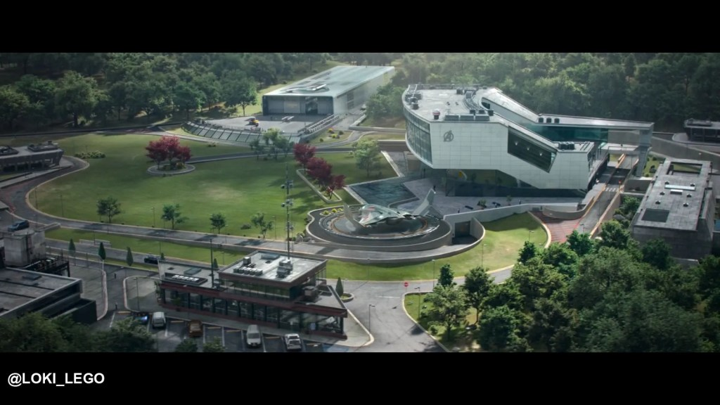 New Avengers Facility Spider-Man Homecoming