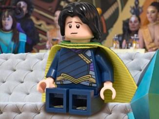 Thor: Ragnarok recreated in LEGO
