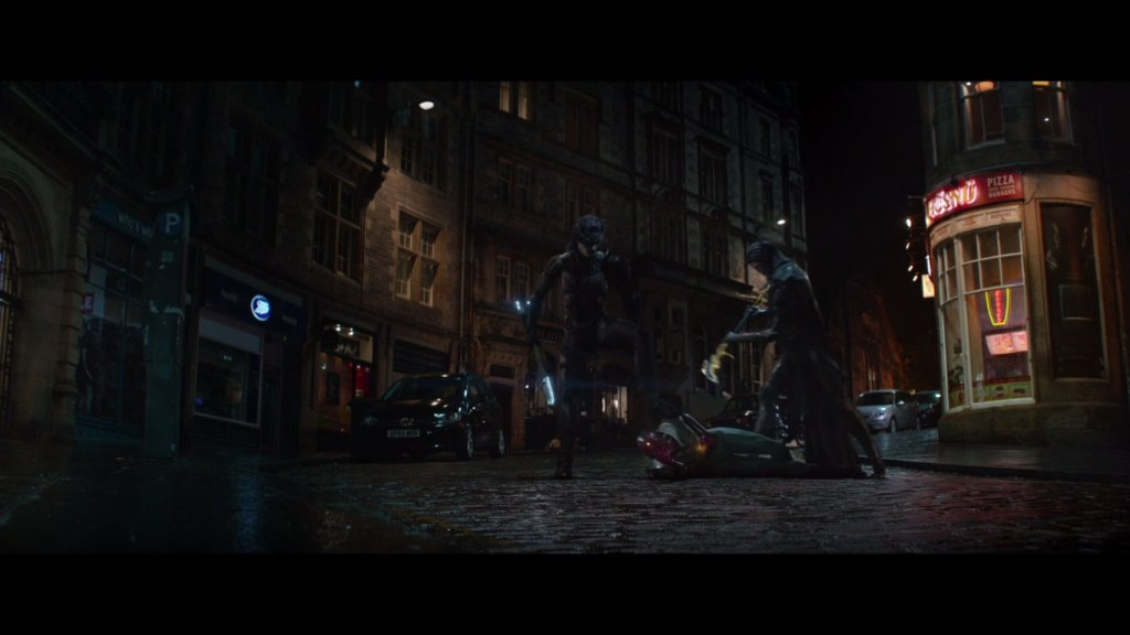 Edinburgh Infinity War