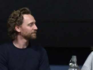 Tom Hiddleston at the Lexi Cinema