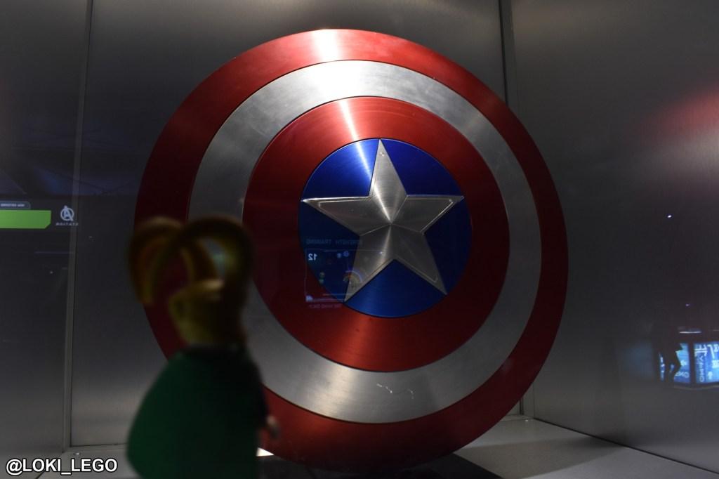 Avengers Station London