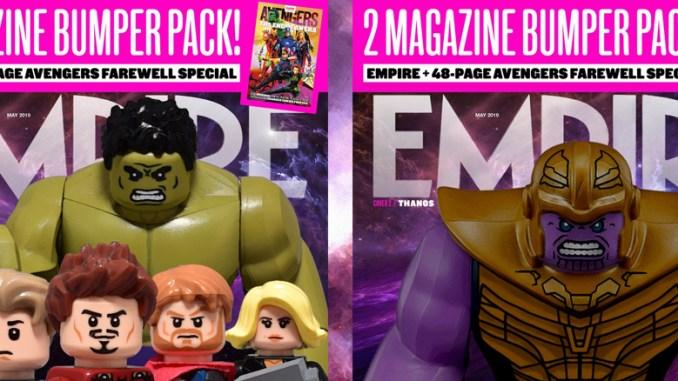 LEGO Avengers Endgame