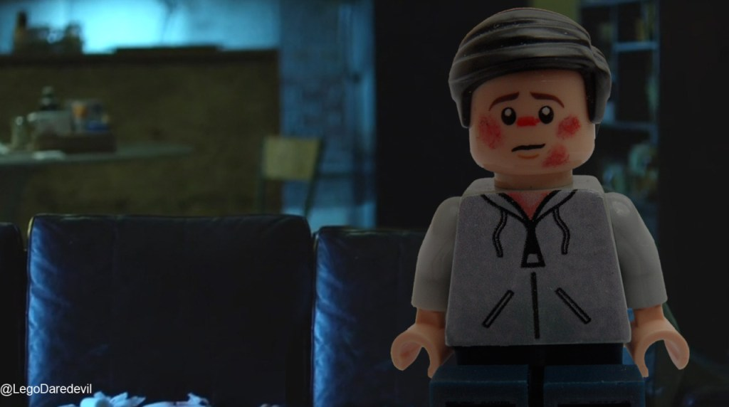 LEGO Daredevil Season 1 Episode 10