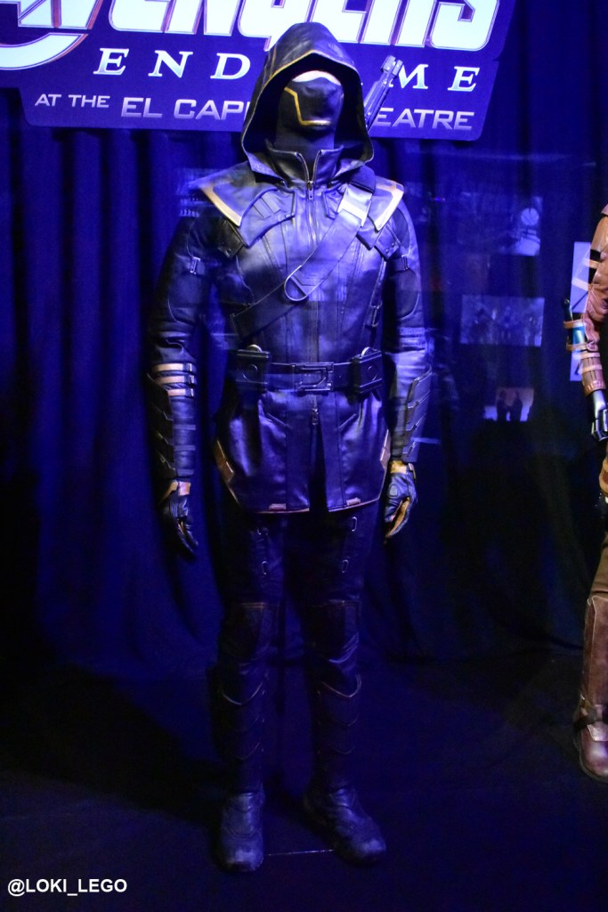 Avengers Endgame Costumes at the El Capitan