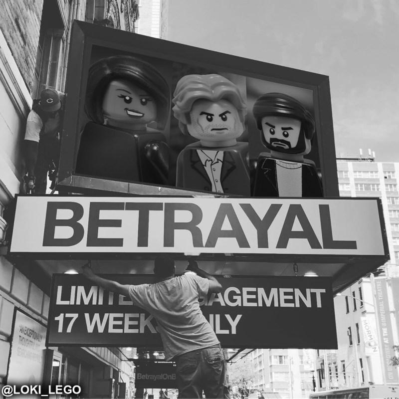 Betrayal on Broadway