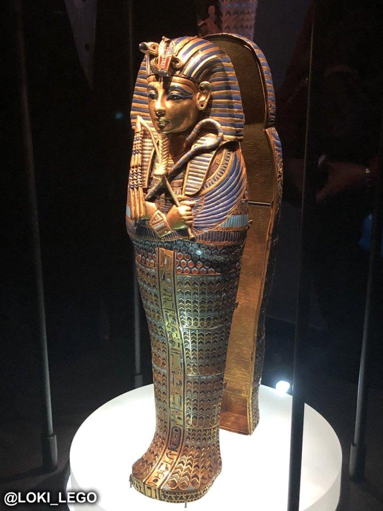Tutankhamun Exhibition, London