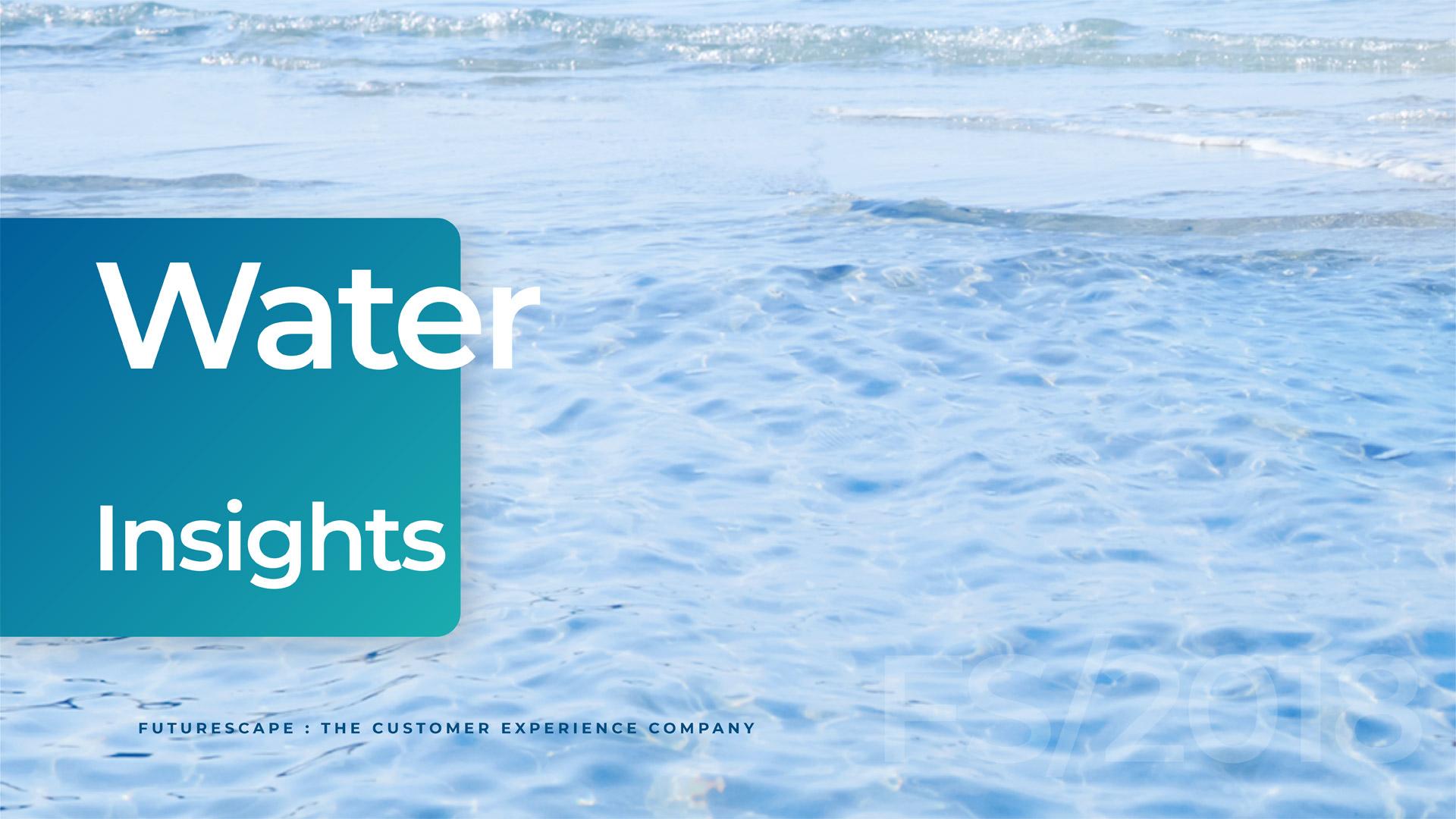 Managing Water Better