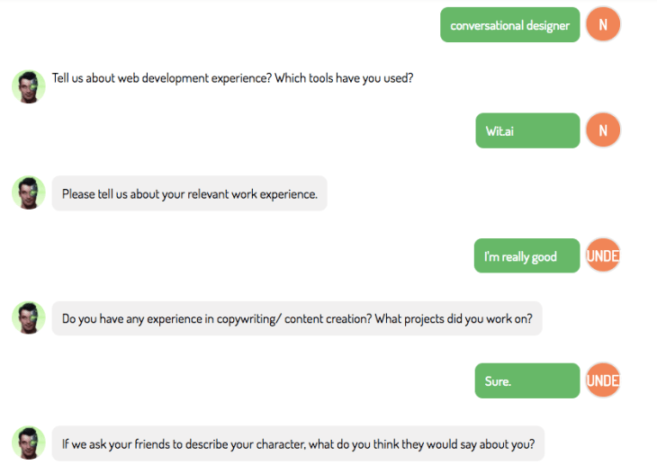 HRChatbot hiring future of work