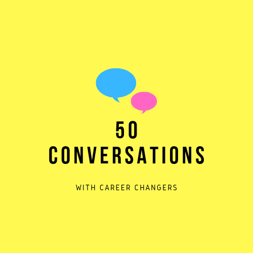 podcast for career changers