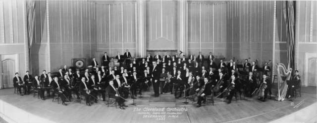 Cleveland Orchestra, 1931