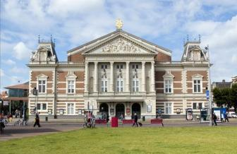 The face of the Royal Concertgebouw.