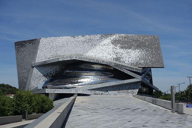 Philharmonie de Paris. Image credit: Guilhem Vellut.
