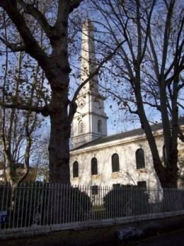 St. Luke's Church, London.