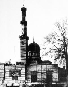 Persius's Potsdam pumping station