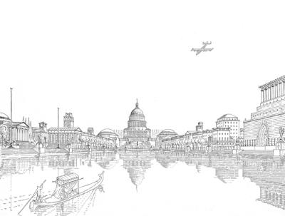 A vision of Washinton, DC
