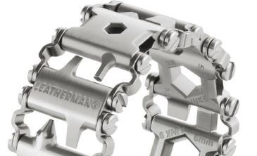 Future Gadgets: Leatherman Bracelet Tool