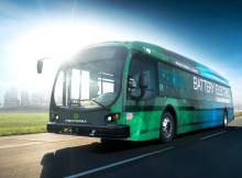 Proterra Catalyst E2 Series electric bus