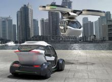 Pop.Up Flying Car