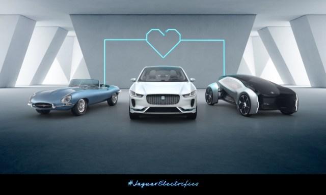 jaguar_electric vehicles_lineup