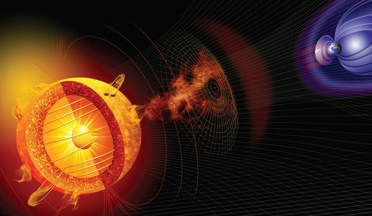 2013 solar storms flares sun cycle activity
