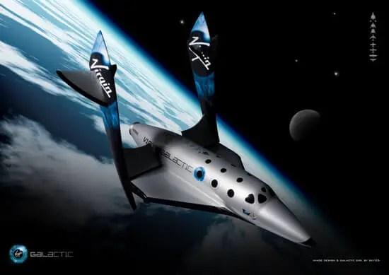 spaceshiptwo virgin galactic spaceport america 2010 2011 future private commercial spacecraft