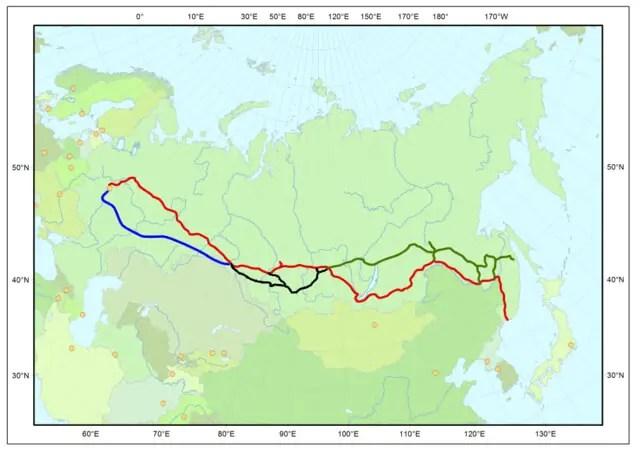 trans global highway future timeline 2040 2045 2050