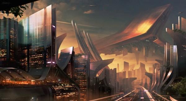 Earthscrapers Izaak Moody Future Art Timeline