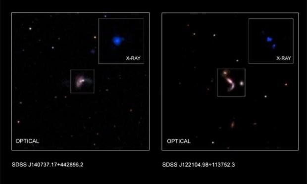 Настоящий Клондайк: Открыт большой набор двойных сверхмассивных черных дыр