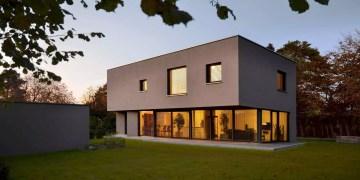 Bauhaus Villa A Detached House In Forchheim 8